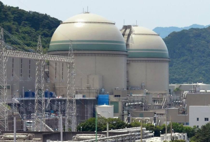 Soud zastavil provoz japonské jaderné elektrárny Takahama