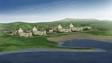 Turecko plánuje výstavbu vedení vysokého napětí pro projekt JE Akkuyu