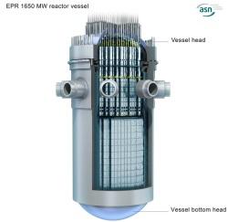 Testování reaktorové nádoby v JE Flamanville bylo rozšířeno