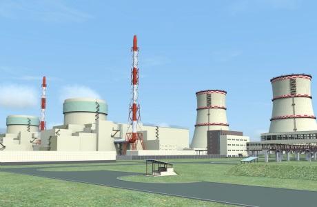 Významné zapojení místních firem ve stavbě Běloruské jaderné elektrárny