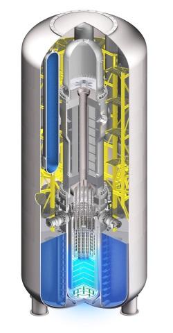 Británie je schopná produkovat reaktorové nádoby pro malé modulární reaktory firmy Westinghouse