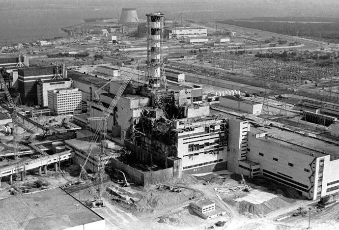 Třicetileté výročí nehody v Černobylu přitáhlo k elektrárně opět pozornost
