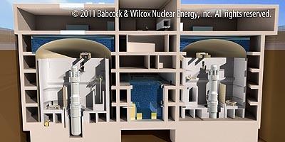 Malé modulární jaderné reaktory se přibližují svému prvnímu nasazení v USA
