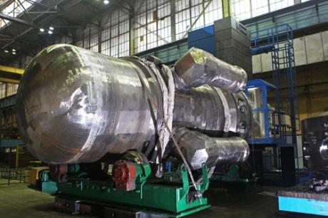 Rusko dokončilo druhý reaktor pro jaderný ledoborec Arktika