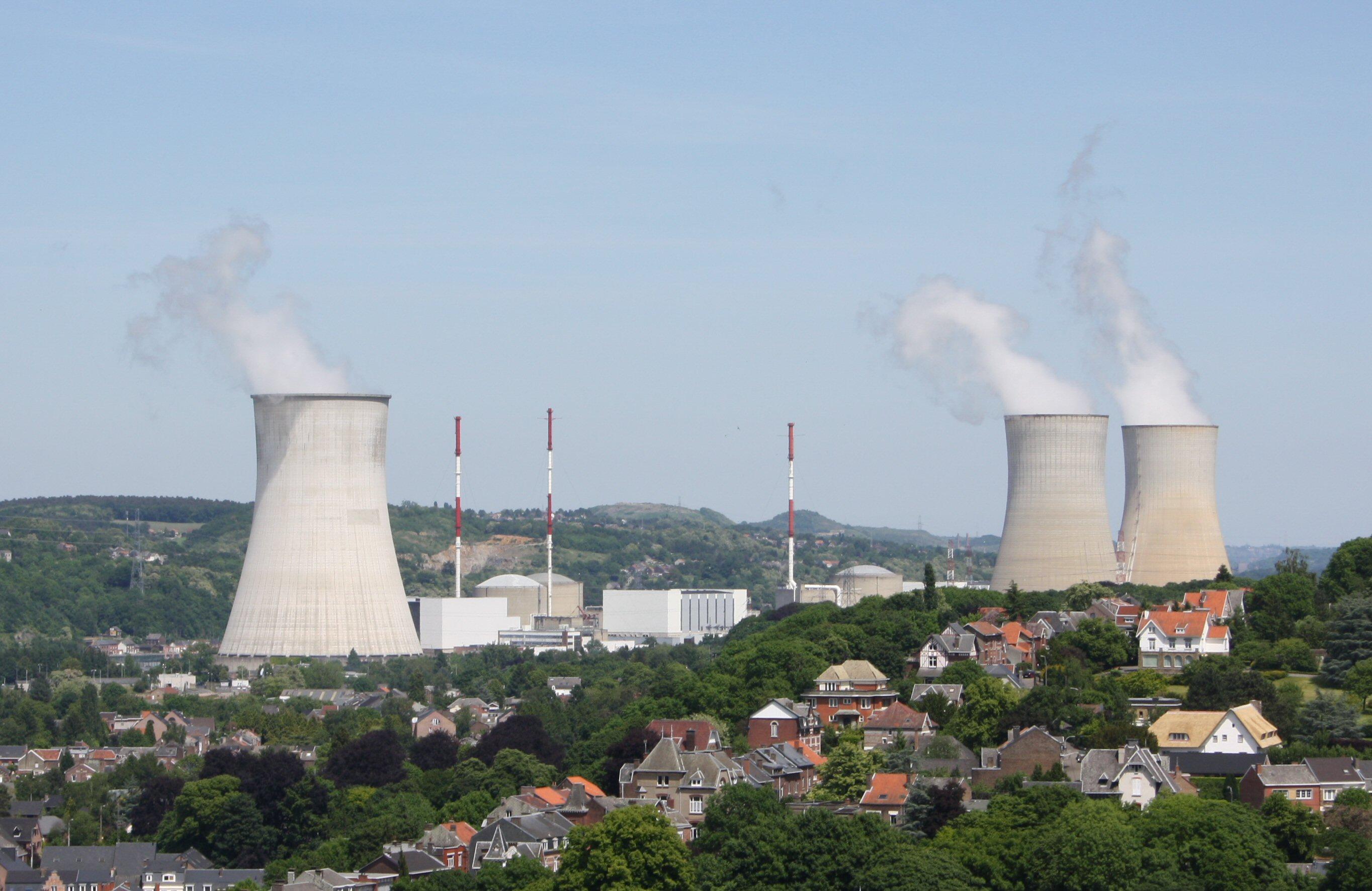 Mezinárodní energetická agentura doporučuje Belgii přehodnotit odchod od jádra