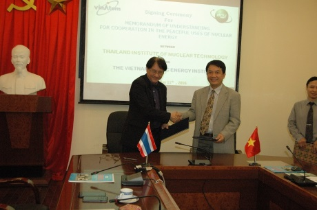 Thajský a vietnamský institut se dohodly na vzájemné spolupráci