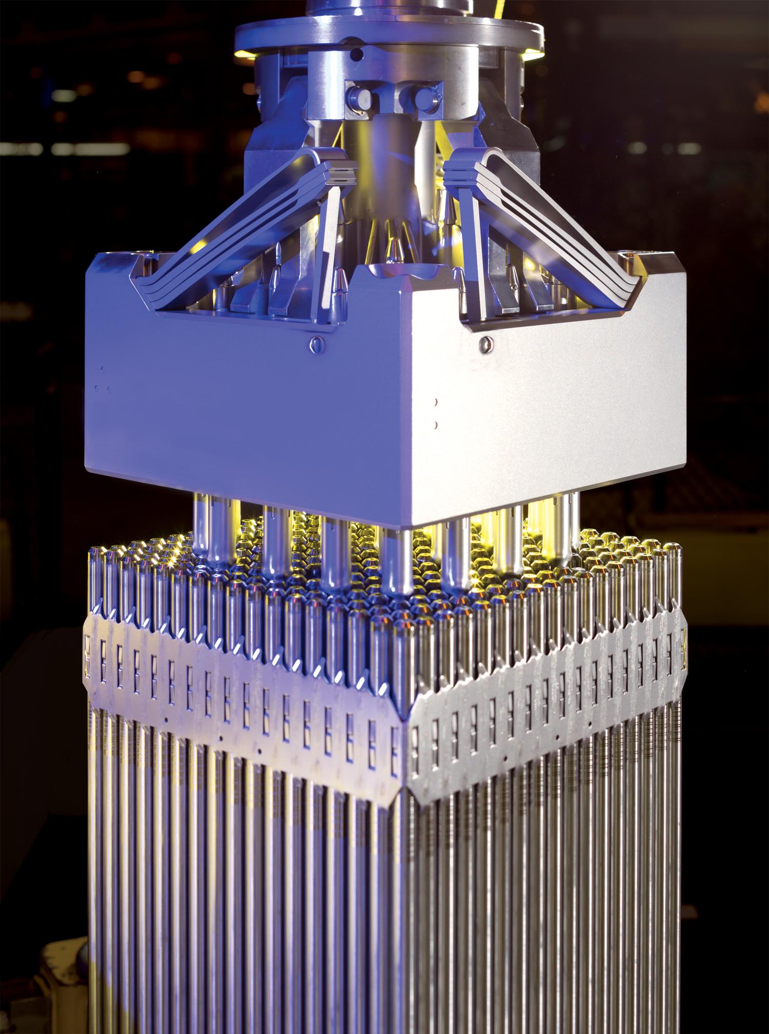 Čínská linka pro výrobu paliva do reaktorů AP1000 bude již brzy zprovozněna