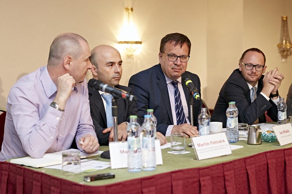Konference IVD: Pro český energetický průmysl nastala doba proexportní