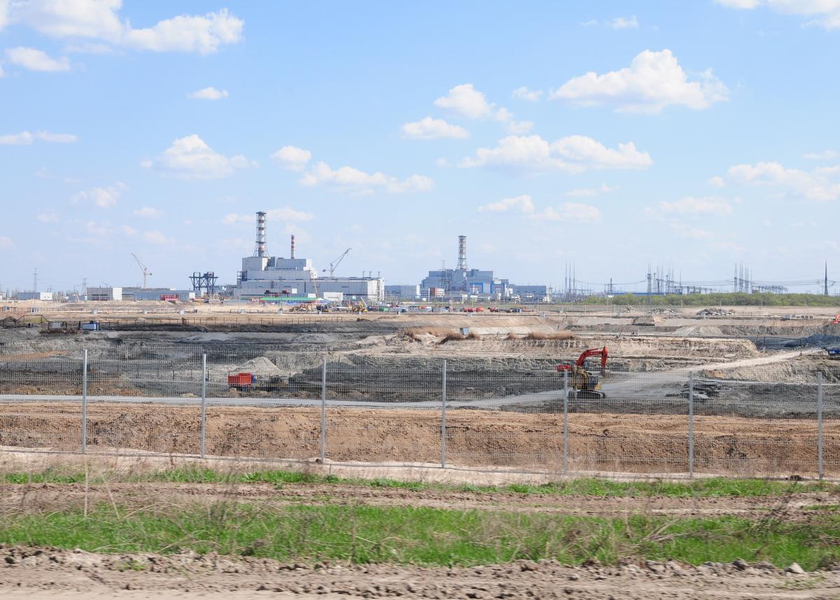 Rosatom zahájil výstavbu Kurské JE-II s reaktory nové generace VVER-TOI