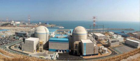 Jihokorejský regulátor schválil výstavbu dalších dvou bloků JE Shin Kori