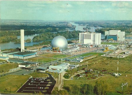 Chinon nuclear power plant