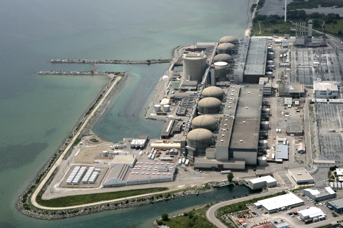 Společnost OPG upozornila kanadský senát na roli jádra ve snižování emisí
