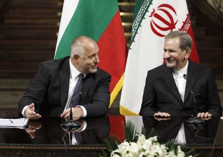Írán a Bulharsko jednají o jaderné spolupráci