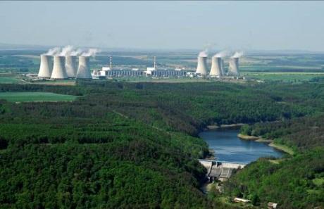 Skupina ČEZ požádala o proces EIA kvůli novým bloků v JE Dukovany