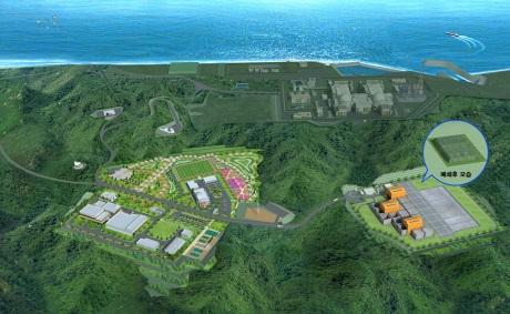 Jihokorejská vláda schválila rozšíření jaderného úložiště Gyeongju