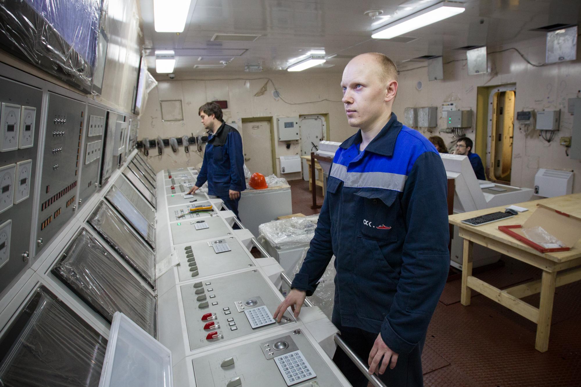 Rosatom zahájil zkoušky plovoucí jaderné elektrárny