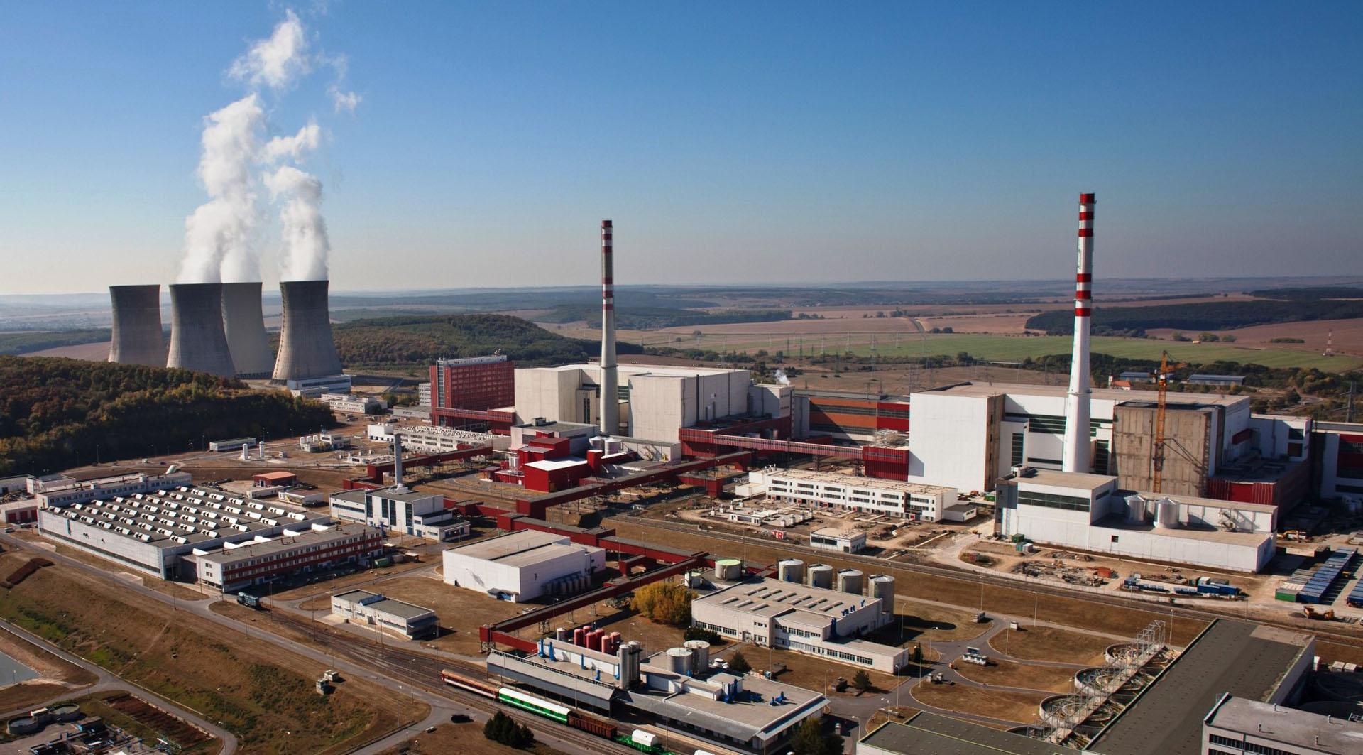 Rusatom Servis poskytne společnostem ŠKODA JS a Slovenské elektrárne technickou podporu při dostavbě JE Mochovce