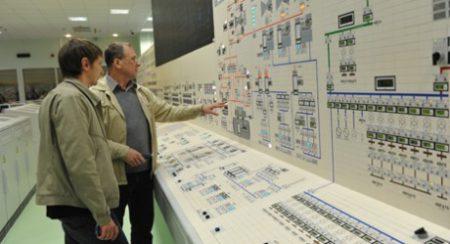 Beloyarsk 4 - BN800 - control room - 460  (Rosenergoatom)