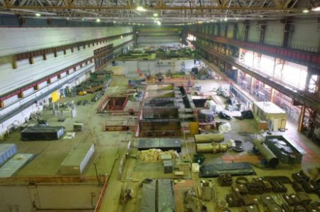 Ignalina 1 turbine hall - 460 (INPP)