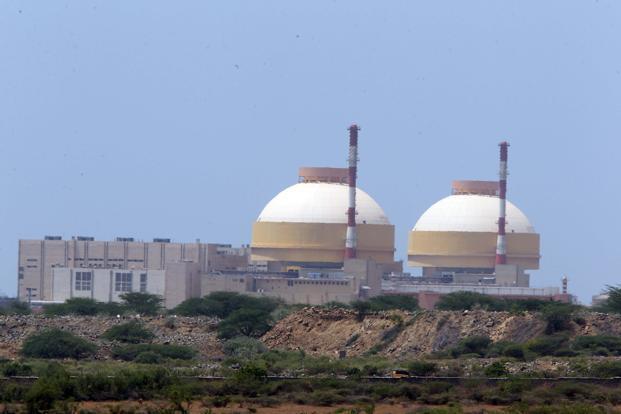 Projekt JE Kudankulam přenáší jadernou energii do centra pozornosti