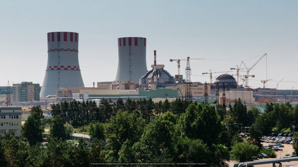 jaderná energie - Euro: Jádro na vzestupu: loni se spustilo deset reaktorů, polovina z nich v Číně - Nové bloky ve světě (novovoronezska 6a7) 1
