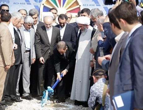 Rusko a Irán oslavily zahájení výstavby JE Búšehr II