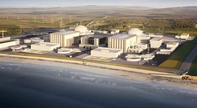 Britská vláda nakonec schválila projekt JE Hinkley Point C