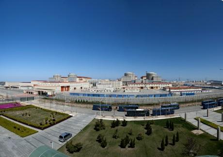Čtvrtý blok čínské JE Chung-jen-che vstoupil do komerčního provozu