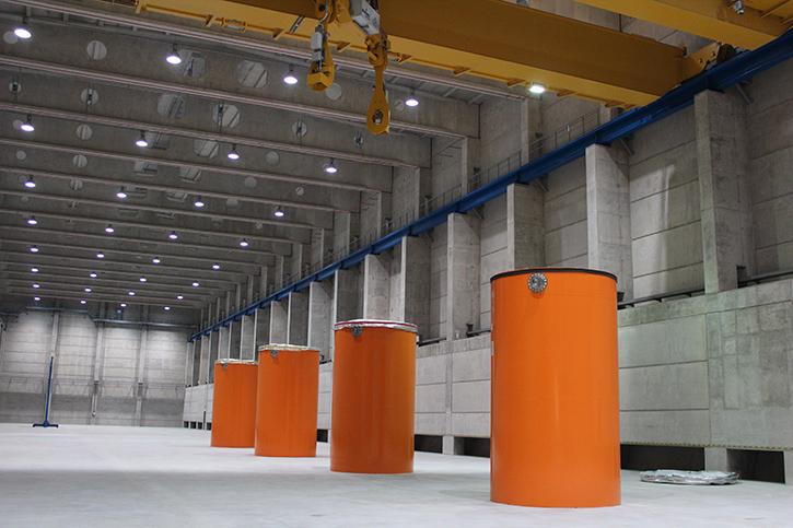 JE Ignalina získala provozní licenci pro nový mezisklad jaderného odpadu
