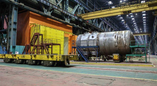 Novinky kolem běloruské jaderné elektrárny Ostrovec