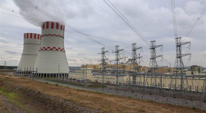 Nové bloky v Novovoroněžské JE-II