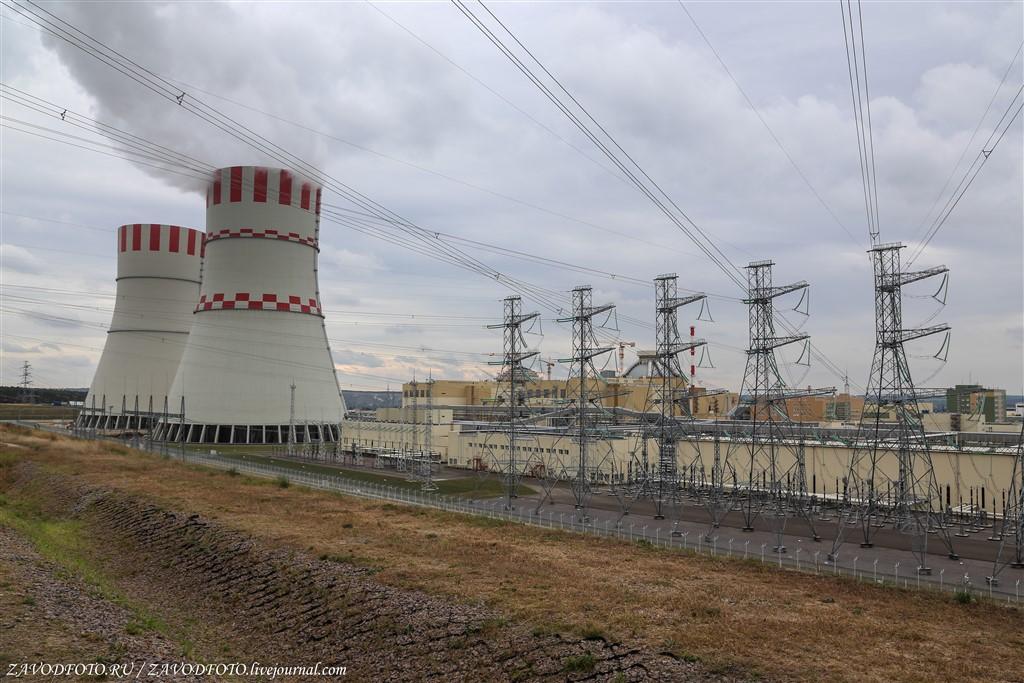 jaderná energie - Novovoroněžská JE: První reaktor generace III+ na světě dosáhl plného výkonu - Nové bloky ve světě (0 153bbb 9f6e9466 orig 1) 2