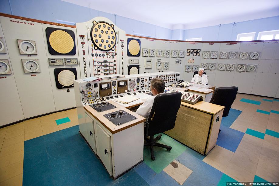 jaderná energie - Vybavení první jaderné elektrárny - Věda a jádro (10) 2