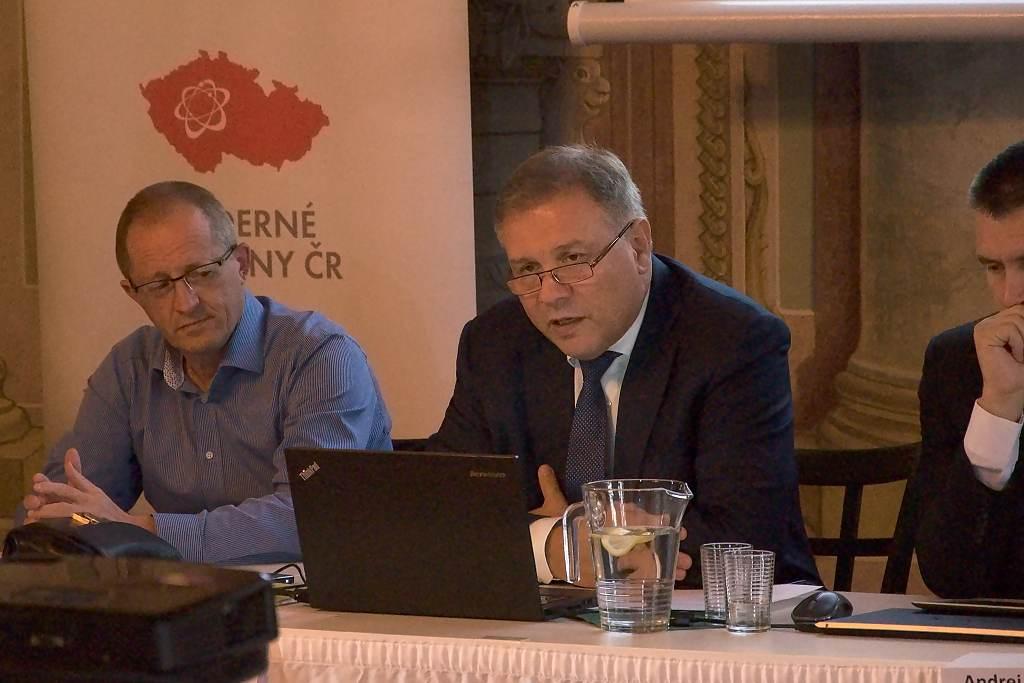 Dodavatelské zajištění výstavby 5. bloku v Dukovanech ve spolupráci s Rosatomem