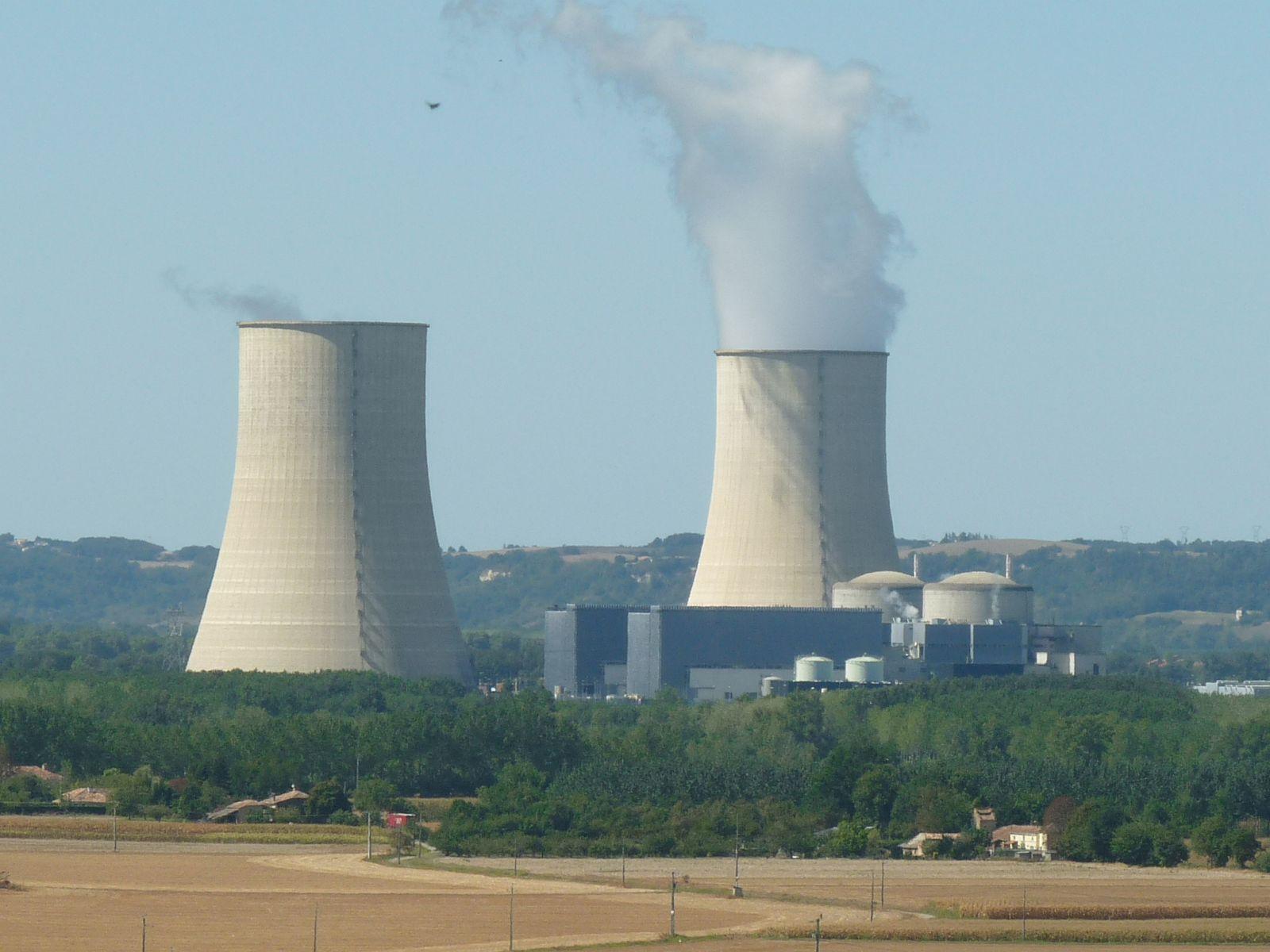 jaderná energie - JE Golfech potvrdila před agenturou MAAE vysokou úroveň bezpečnosti - Ve světě (Golfech auvillar) 2