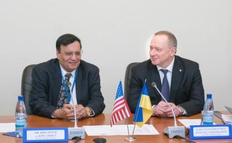 Výstavba ukrajinského úložiště použitého jaderného paliva začne v březnu příštího roku