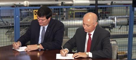 Rámcová dohoda na rekonstrukci JE Bruce byla podepsána