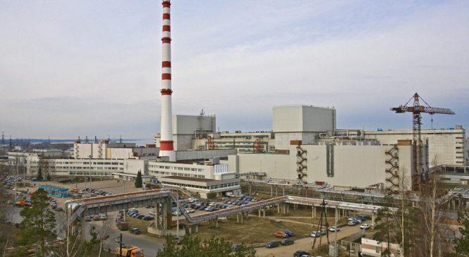 Reaktory RBMK v Leningradské elektrárně