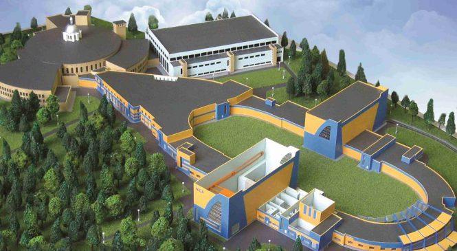 Pozvánka na akci Projekt NICA – nové okno do mikrosvěta