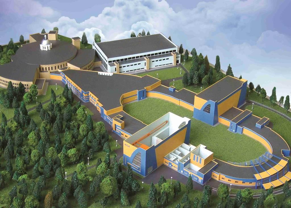 jaderná energie - Pozvánka na akci Projekt NICA - nové okno do mikrosvěta - Věda a jádro (nica vizualizace 1024) 1