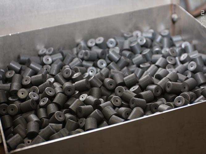 Jak se vyrábí jaderné palivo v podniku NZCHK