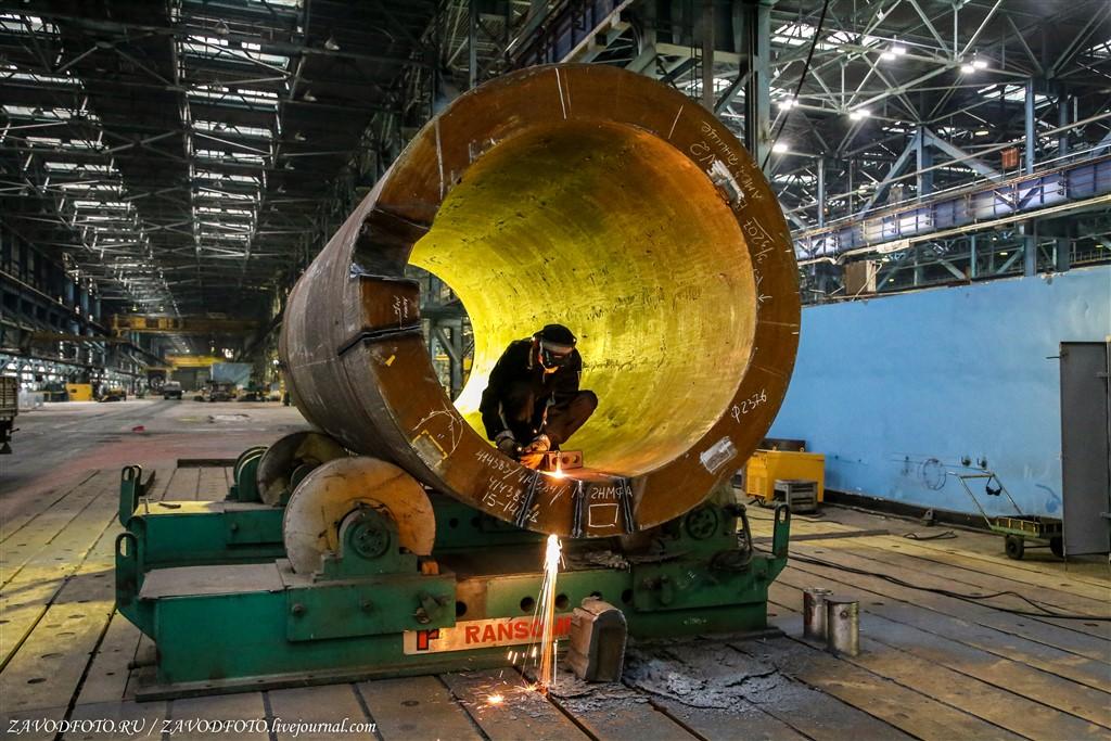Jak se vyrábí jaderný reaktor