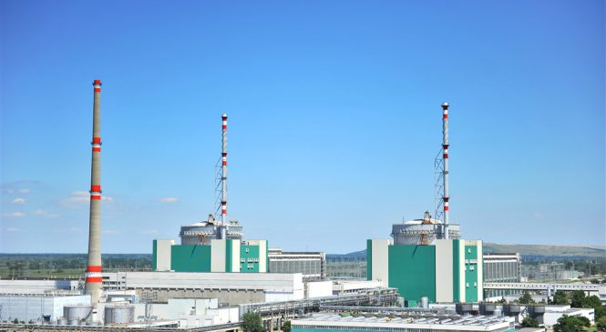 Nový stator pro NPP Kozloduj