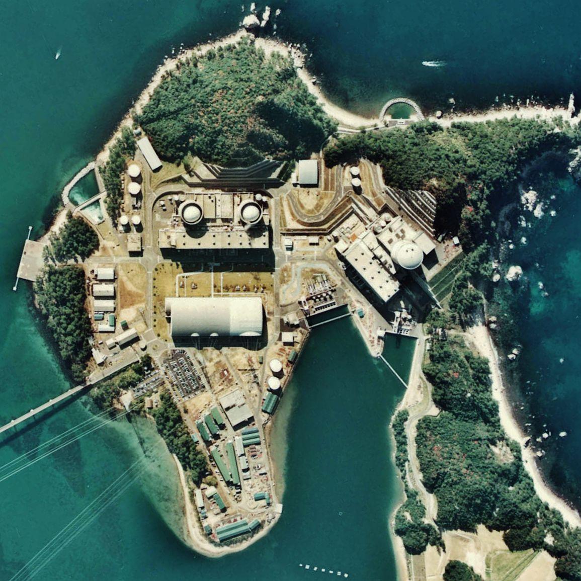 jaderná energie - Schválení prodloužení provozu na třetím bloku JE Mihama - Zprávy (Mihama NPP 1975) 1