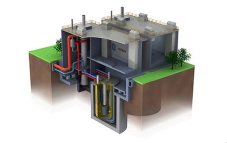 jaderná energie - Společnosti GEH a Southern budou spolupracovat na vývoji rychlého reaktoru Prism - Inovativní reaktory (Prism 460) 2