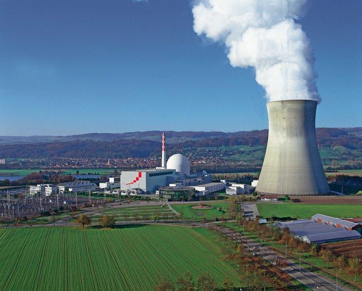 jaderná energie - Švýcarské společnosti hrozí s blížícím se referendem náklady za předčasné uzavírání elektráren - Back-end (kkw leibstadt) 1