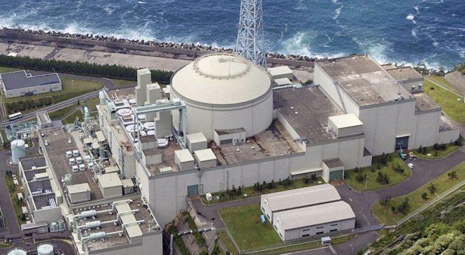 Lokální opozice k demontáží japonského rychlého reaktoru