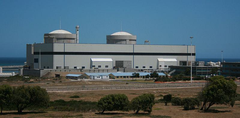 jaderná energie - Agentura MAAE dokončila první přezkum jihoafrického regulačního systému - Ve světě (800px Koebergnps) 1