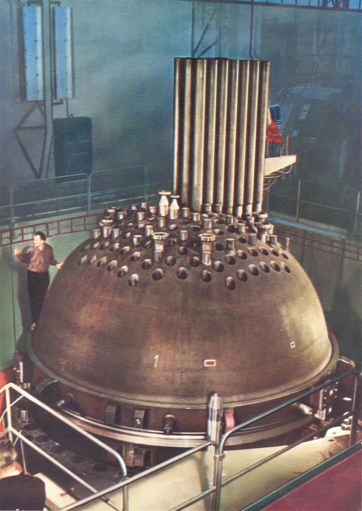 KS-150 československý těžkovodní reaktor