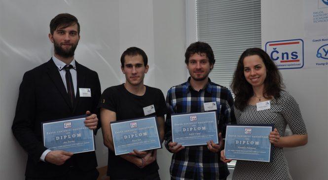Česká nukleární společnost ocenila nejlepší studentské práce z oblasti jaderné energetiky